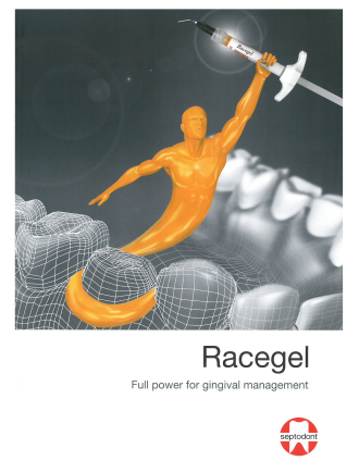 Racegel brochure