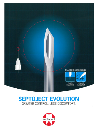 Septoject Evolution brochure